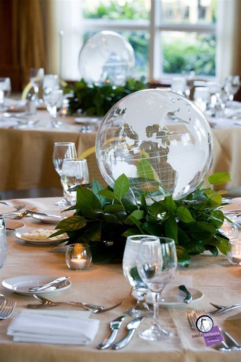 Event Options   Centerpiece   World Globe, $95.00 (http