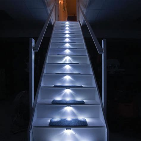 light up your stairway