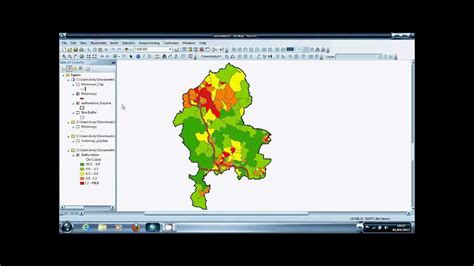 arcgis change layout size effective layouts in arcgis 10 good for beginners youtube