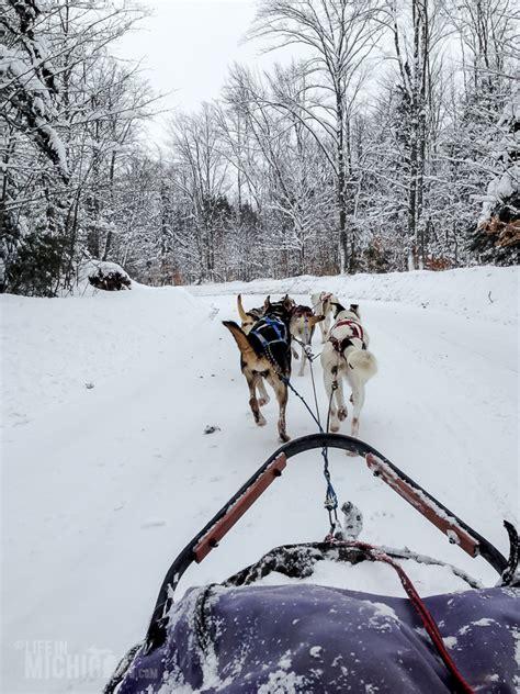 sledding michigan sledding in michigan s peninsula in michigan