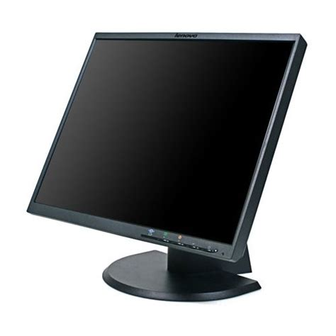 Lcd Display Monitor Sedomart 1500 19 quot lcd tft lenovo thinkvision l190x pivot 1500 1 4x usb