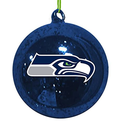 seattle seahawks christmas tree ornaments christmas