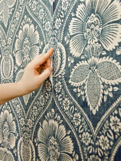 Kain Bahan Tille 3d New Design tip melapisi dinding dengan kain rooang