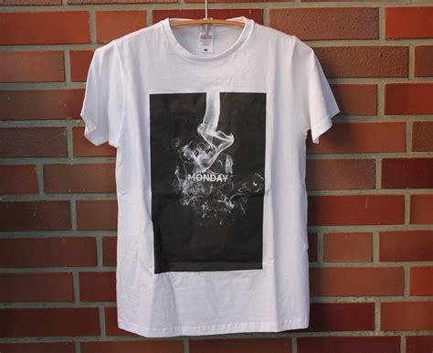 Tshirt White Smoke t shirt white smoke
