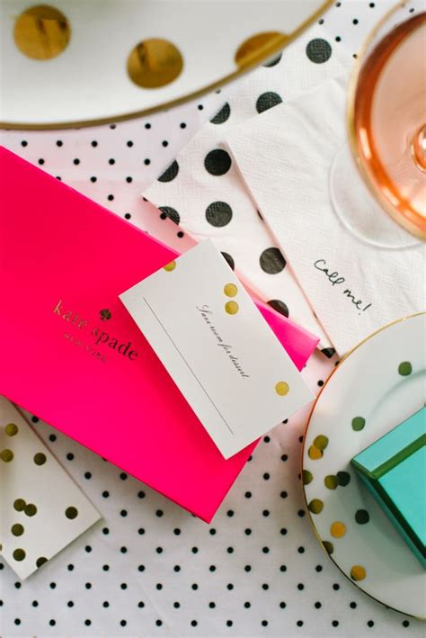 kate spade table l 143 best images about a kate spade inspired bridal shower
