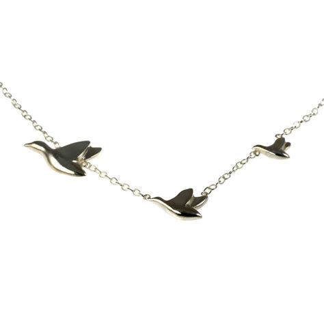 Flying Duck Necklaces by Flying Duck Necklace By Reinhardt Jewellery
