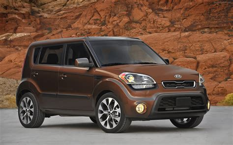 What Is A Kia Soul Kia Soul 2012 Widescreen Car Wallpaper 03 Of 30
