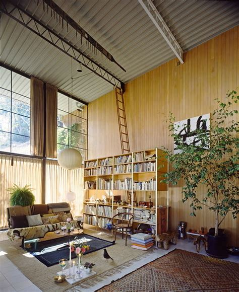 Eames House Interior by Michael Freeman Photography Eames House