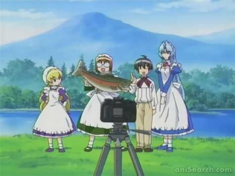 Ikuyo Suzuki Hanaukyo Team La V 233 Rit 233 Anime