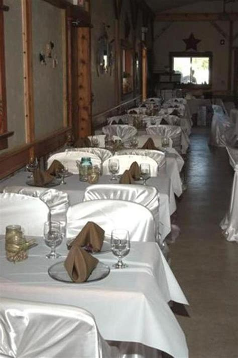 Bellevue Berry Farm Western Barn Weddings