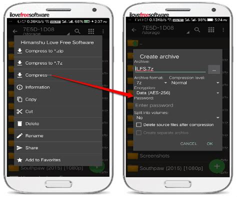 android themes zip download 5 free android apps to zip files