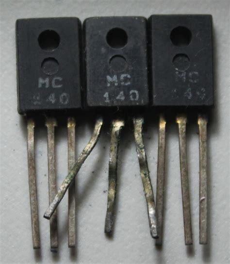 equivalent transistor bd 140 transistor equivalente do bd140 28 images identificar transistores 191 mc 140 yoreparo