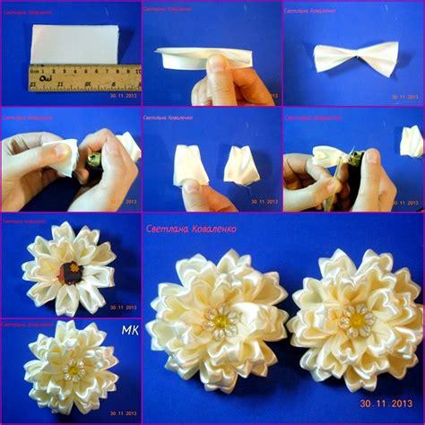 create beautiful sitemaps diy satin ribbon flowers do it your self