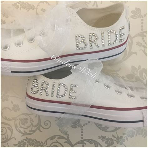 Wedding Shoes Converse by Best 25 Converse Wedding Shoes Ideas On