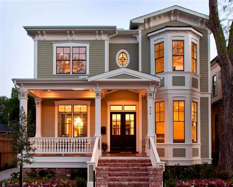 house design bay windows houston heights project 1 victorian exterior houston