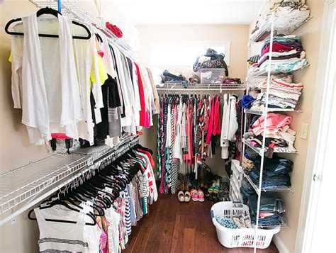 How To Makeover Your Wardrobe by Walk In Closet Makeover Kevin Amanda