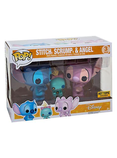 Funko Pop Lilo Stitch Scrump funko disney lilo stitch pop stitch scrump vinyl figure set topic exclusive