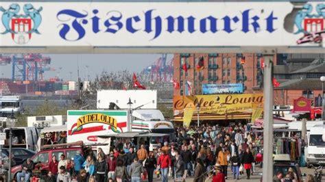 wann ist der fischmarkt in hamburg quot fischmarkt auf reisen quot als bestes event ausgezeichnet
