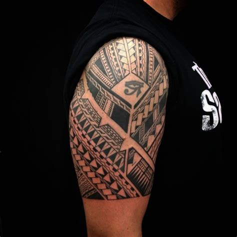 hawaiian quarter sleeve tattoo 55 most popular samoan tattoos on sleeve and half sleeve