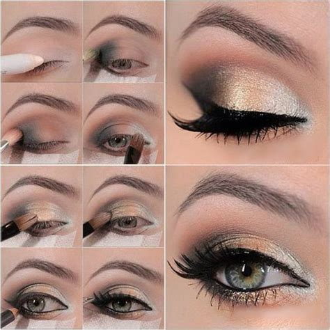 Eyeshadow Simple simple easy and best eye make up tutorial mehndi designs 2014