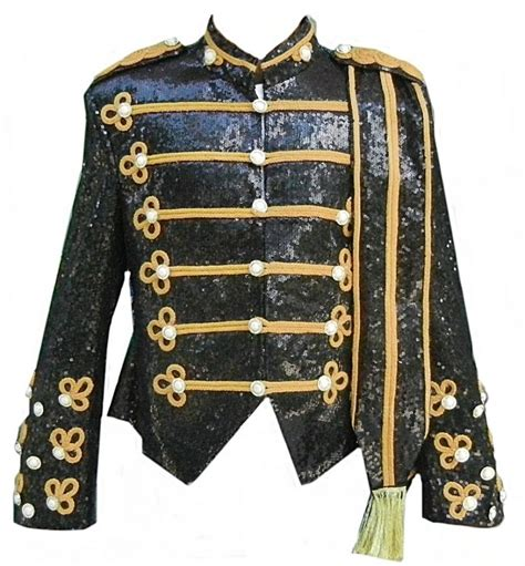 D F 01100699 Fashion Jaket celebrita x fashion jacket black sequin with