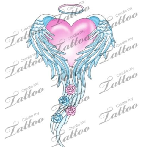 earth angel tattoo designs best 25 wings ideas on