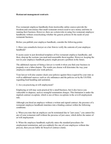 Contract Of Agreement Template Home Health Care Contract Agreement Template With Sle Sle Restaurant Consulting Contract Template
