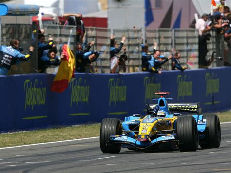 renault f1 alonso hd wallpapers 2006 formula 1 grand prix of spain f1 fansite
