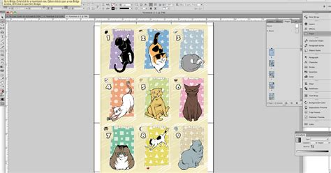 Deck Of Cards Template Indesign daniel solis skillshare update how to make a 3x3 card
