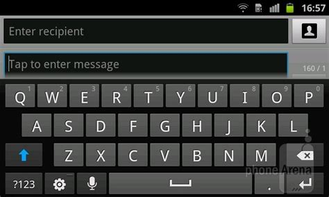 keyboard themes for samsung galaxy ace samsung galaxy ace 2 preview interface functionality