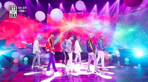 bts dna comeback show watch 7 of the best moments from bts s amazing comeback