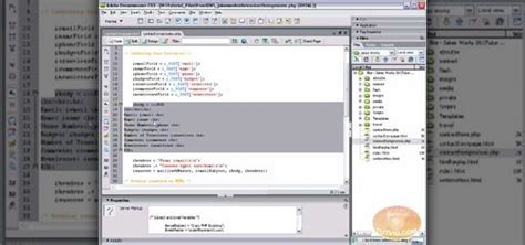 php tutorial using dreamweaver pdf how to use adobe dreamweaver pdf wisdombittorrent