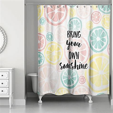 design your own shower curtain online designs direct 71 inch x 74 inch own sunshine shower