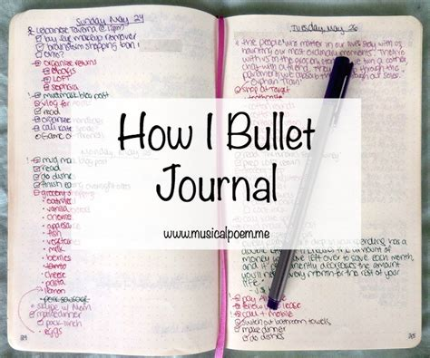 layout management journal musicalpoem how i bullet journal bullet journaling