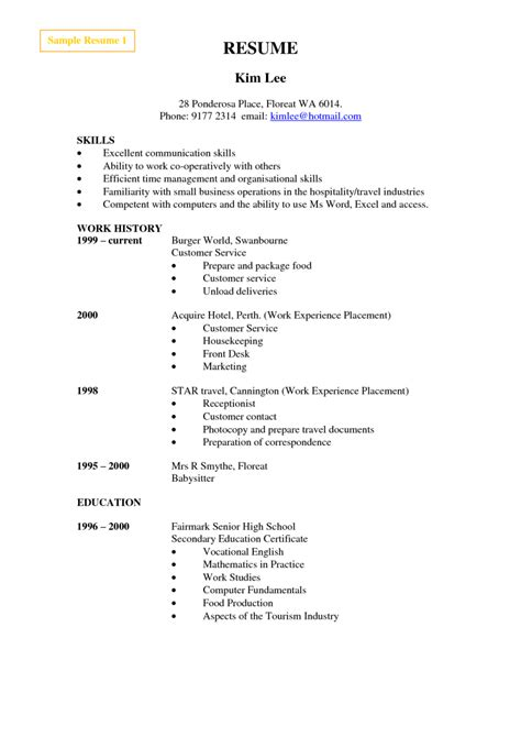 sle of resume for cashier resume templates for a cashier 10 sle cashier duties
