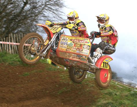 Sidecar Motocross Maxxis 3 Set For Torrington Moto