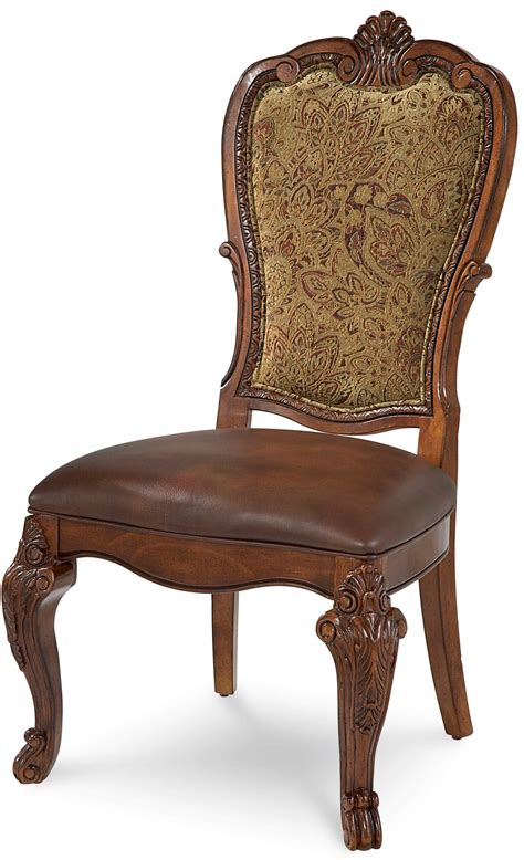 Dining Side Chairs Upholstered A R T Furniture World Upholstered Dining Side Chair