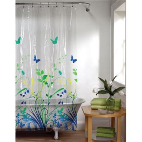 clear vinyl shower curtains buy clear vinyl shower curtains from bed bath beyond