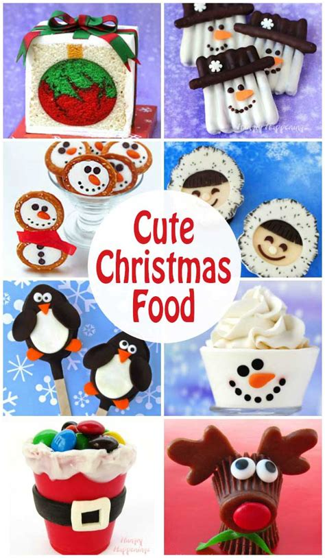 christmas recipes 100 fun christmas food ideas and cute