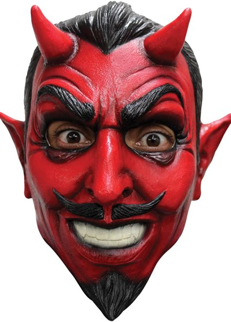 classic devil economy mask