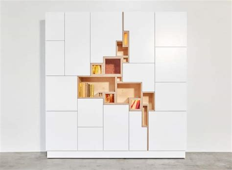 creative cabinets and design creative bookshelves and unique bookcases that put a spin