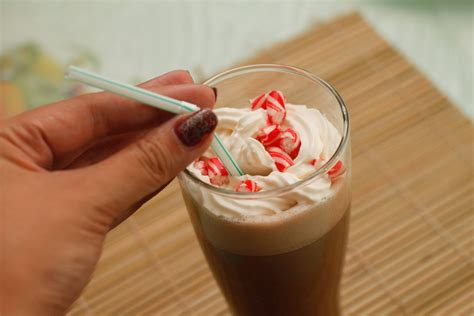how to make a christmas milkshake 11 steps with pictures