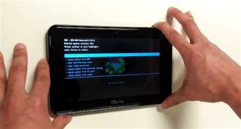 reset android tablet no volume button hard reset kurio 7 tablet