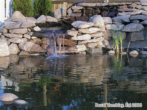 how to build a pool waterfall waterfall for pond or water garden building cascading