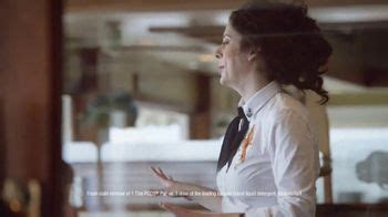 tide commercial actress waitress tide pods tv commercial waitress ispot tv