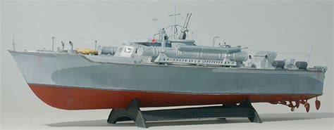 are there any pt boats left revell 1 72 vosper mtb