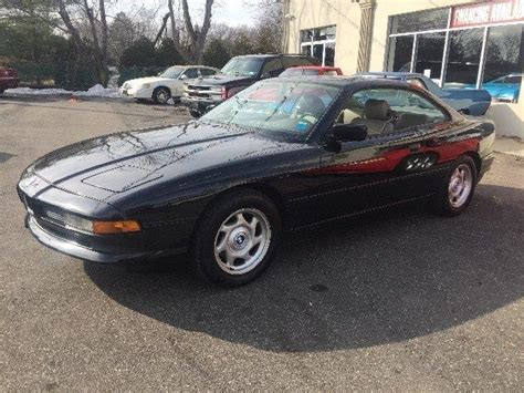 manual cars for sale 1993 bmw 8 series electronic valve timing 1993 bmw 8 series coupe for sale used cars on buysellsearch