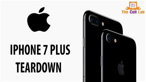 official iphone 7 plus teardown