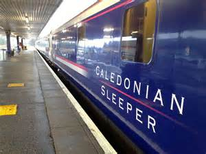 to scotland by sleeper