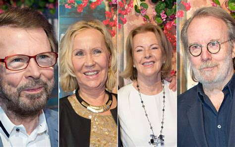 where are they now former yes members henry potts video abba members make rare joint appearance in
